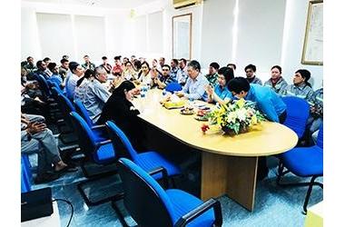 Hội nghị toàn thể Công đoàn Công ty cổ phần Đần tư Vinatex - Tân Tạo (Nhiệm kỳ 2017 - 2022)